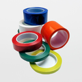 PVC with Rubber Adhesive Cleanroom Tape