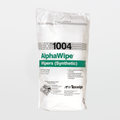"TX1004 AlphaWipe 4"" x 4"" Polyester Cleanroom Wiper"