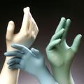 "Cleanroom TN1200 Series 12"" Nitrile Gloves (Class 10)"