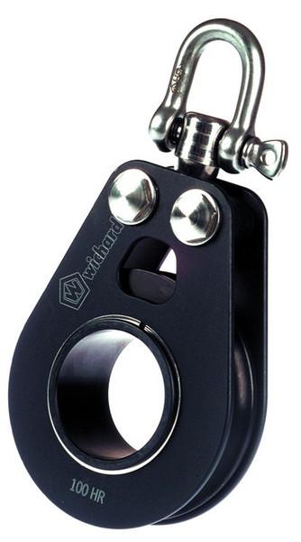 Wichard HR Roller Blocks Single w/ Swivel Head (41105 to 47105)