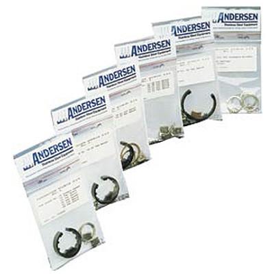 Andersen Winch Service Kits 1 to 19 (RA710001-RA710019)