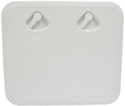 RWB Deluxe Storage Hatch 510x460 White/Grey
