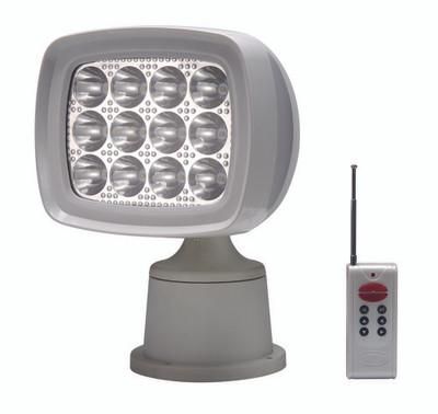 RWB Remote Control Searchlight LED 1600 Lumen