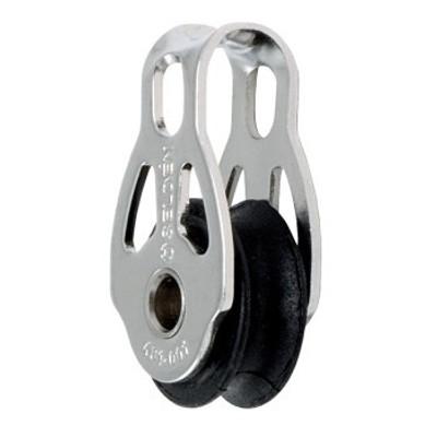 Selden Plain Bearing Blocks 16mm Single Strap - Composite/Brass