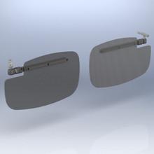 Rosen Deluxe Visor Kit. Complete Kit For Cirrus SR20/SR22.