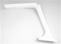 Piper Cover Window Frame Front Left PA-32-260, 300, 301, 301T PA-32R-300, 301(SP), 301T PA-32RT-300, 300T PA-34-200, 200T (059-H78349-17)