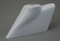 Cessna 150 Vertical Fin Cap from Knots 2U. Cessna part 0431017-1, 0431017-3-791.