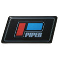 Piper Fuselage Side Plate with Piper Logo by Knots 2U