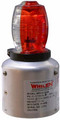 Whelen HRCFAS Self Contained Strobe Red/White, 14/28 VDC,