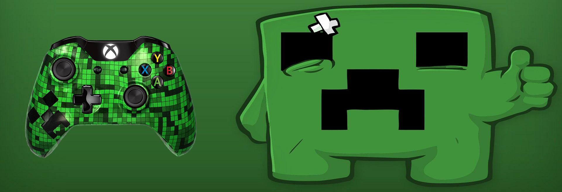 Minecraft Xbox One Controller