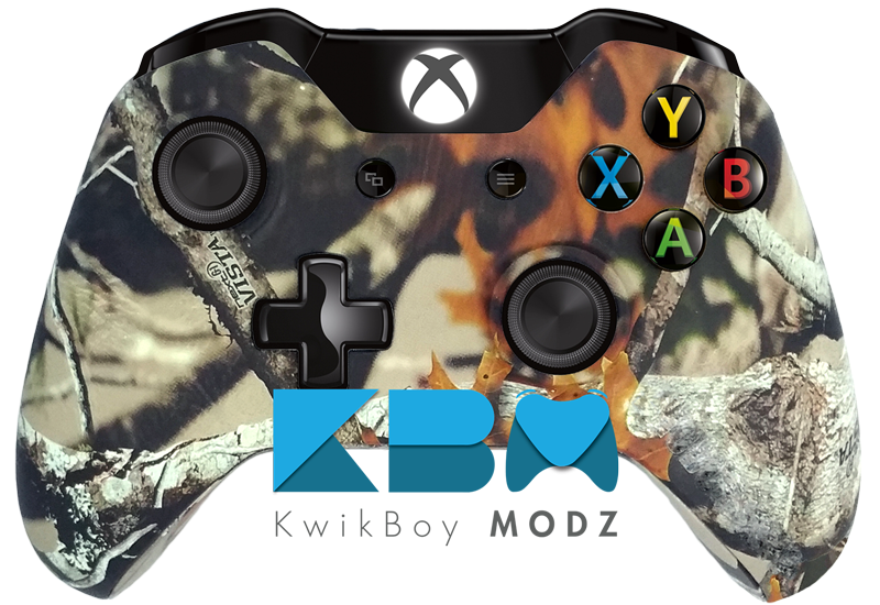 Xbox One Controller Custom Camo Vista Camo Xbox One Controller