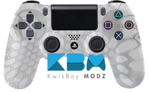 Kryptek Yeti Camo Custom PS4 Controller