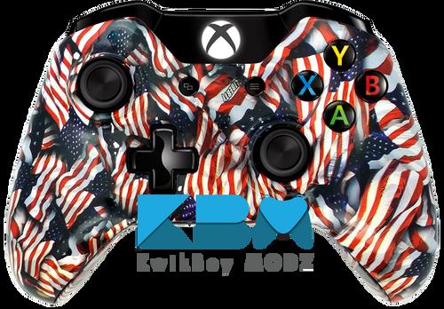 Custom Liberty Xbox One Controller