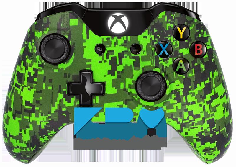 Digital Camo Xbox One