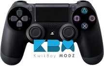Black Dualshock 4 PS4 Controller