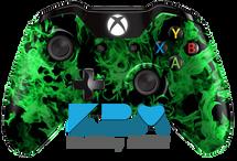 Inferno Xbox One Controller - Green