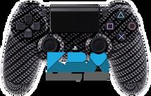 Custom Carbon Fiber PS4 Controller