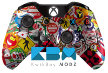 The Gambler Xbox One Controller