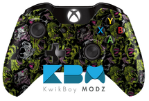 Living Dead Zombies Xbox One Controller