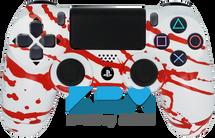 Blood Splatter Custom PS4 Controller