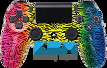 Spectrum Camo Custom PS4 Controller