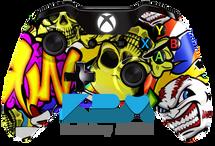 Graffiti Xbox One Controller