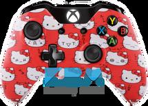 Custom Hello Kitty Xbox One Controller