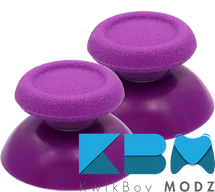 Purple PS4 Thumbsticks