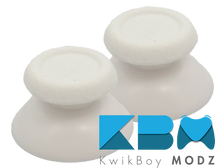White PS4 Thumbsticks