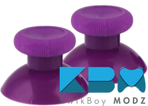 Purple Xbox One Thumbsticks