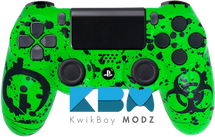 Infectious Gaming Custom PS4 Controller