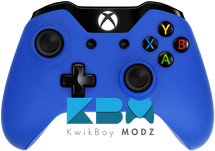 Custom Blue Xbox One Controller