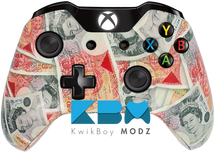 British Pound Xbox One Controller
