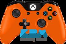 Orange Xbox One Controller