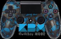 Hollow Skulls Custom PS4 Controller