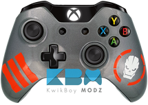 Custom Black Ops 3 Xbox One Controller