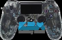 Kryptek Typhon Camo Custom PS4 Controller