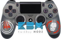 Custom Black Ops 3 PS4 Controller