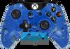 Custom Blue Rain Xbox One Controller
