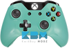 Custom Tiffany Blue Xbox One Controller