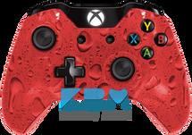 Custom Red Rain Xbox One Controller