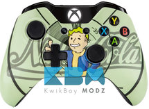 Nuka Cola Custom Xbox One Controller