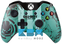 Custom Black Ops Xbox One Controller