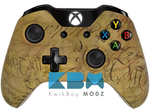 Custom Constitution Xbox One Controller