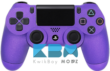 Metallic Purple Custom PS4 Controller
