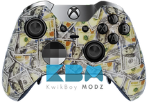 Custom Money Xbox One Elite Controller