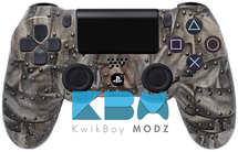 Custom Juggernaut PS4 Controller