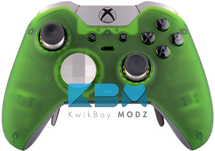 Clear Green Elite Controller