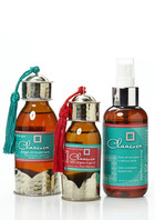 Argan Oil Deluxe Hair & Skin Care Set: