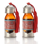 Chaacoca's Pure Organic Moroccan Argan Oil, Double Set